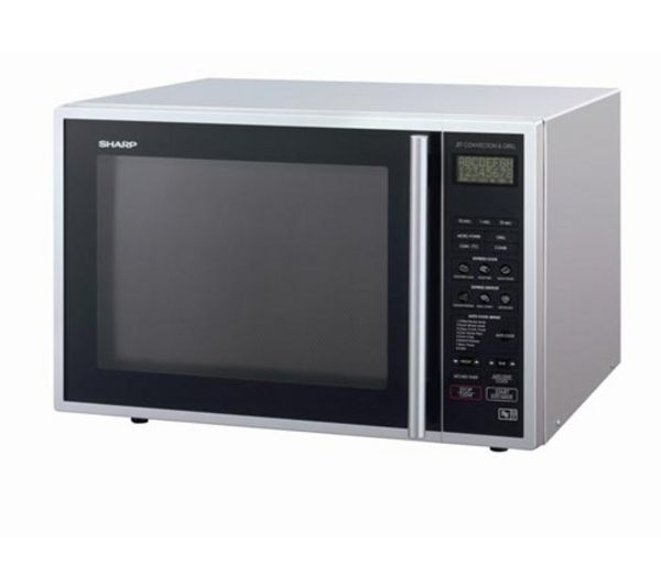 buy sharp r959slm combination microwave black silver