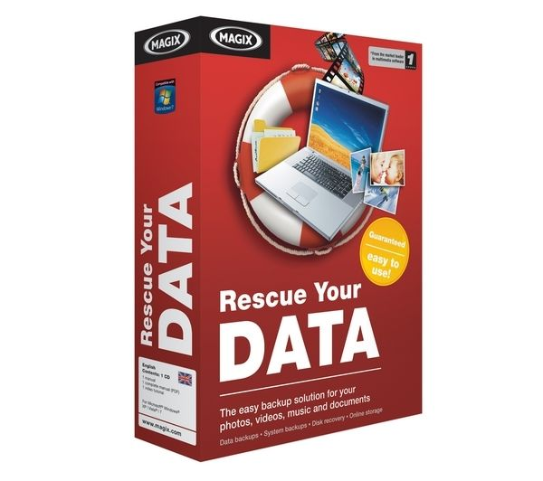 MAGIX Rescue Your Data