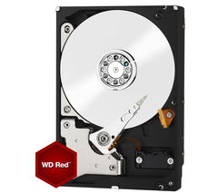 "WD Red 3.5"" Internal Hard Drive - 4 TB"