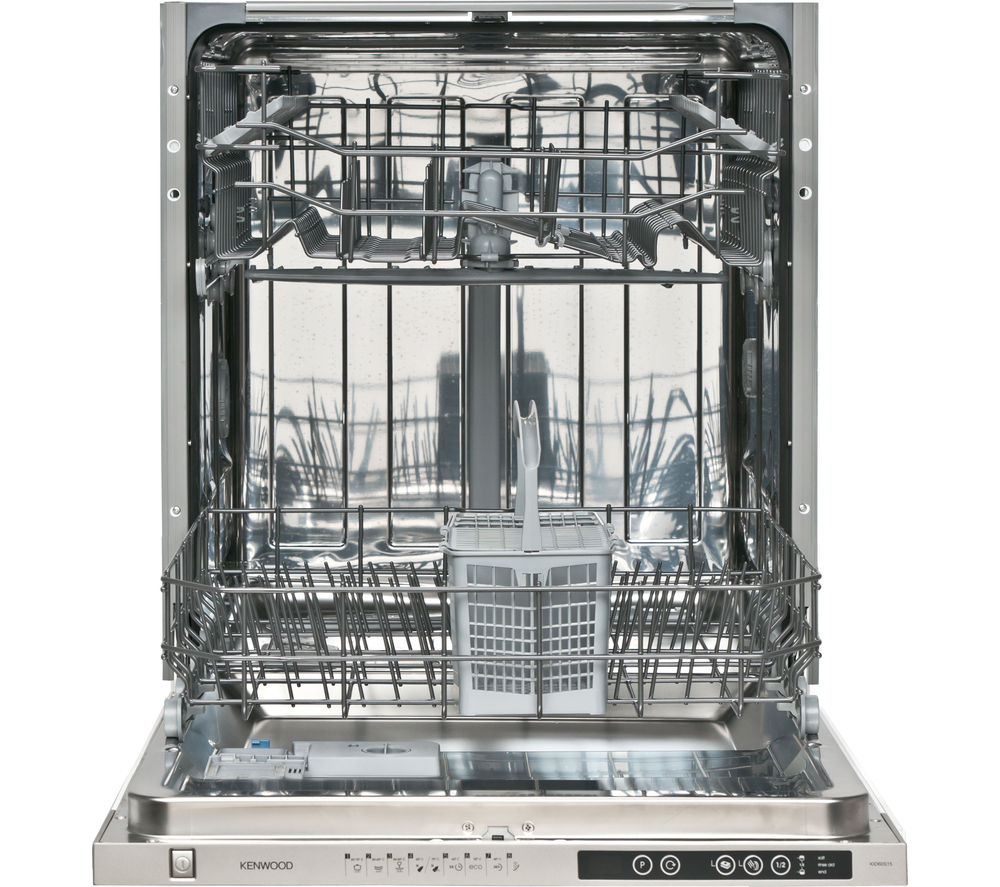 Kenwood KID60S15 12-Place Full Size Integrated Dishwasher