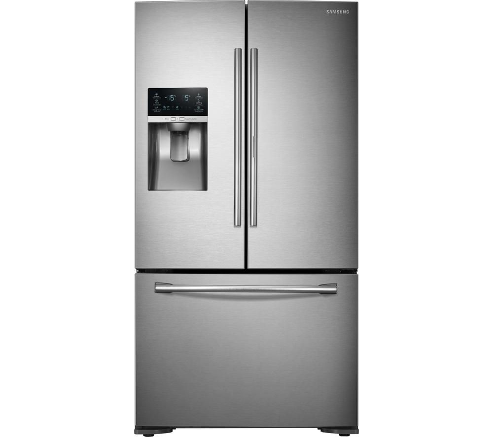SAMSUNG  Food ShowCase RF23HTEDBSREU AmericanStyle Fridge Freezer  Stainless Steel Stainless Steel