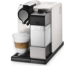 NESPRESSO by De'Longhi Lattissima Touch EN550.W Coffee Machine - White