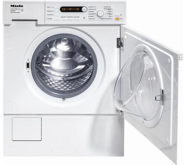 MIELE W2819IR Integrated Washing Machine - White