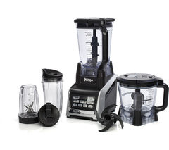 Nutri Ninja BL682UK Complete Kitchen System – Black & Grey