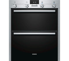SIEMENS HB43NB520B Double Oven - Stainless Steel