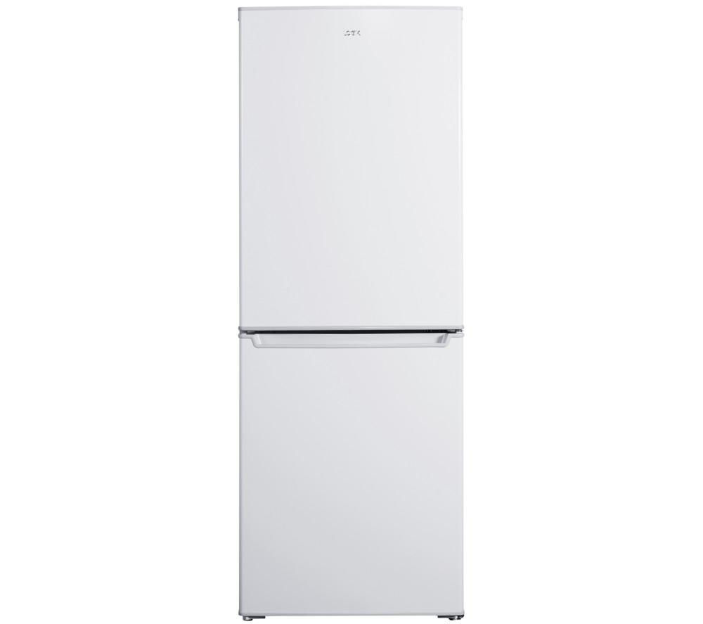 LOGIK LFC152W16 Fridge Freezer - White