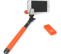 XSORIES Me Shot Deluxe Selfie Stick - Orange