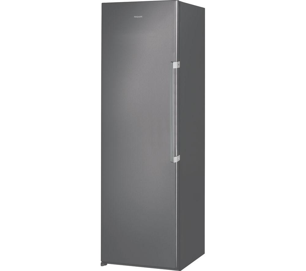 HOTPOINT  UH8 F1C G Tall Freezer  Graphite Graphite