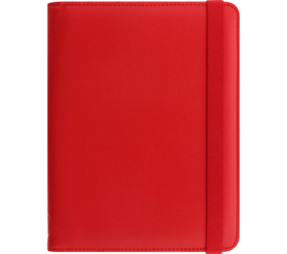 """Filofax Metropol 8"""" Tablet Case - Red, Red"""