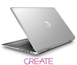"""HP Pavilion 17-ab051sa 17.3"""" Laptop - Silver"""