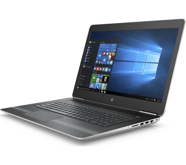 Buy HP Pavilion 17ab051sa 17.3quot; Laptop  Silver   Office 365 Personal