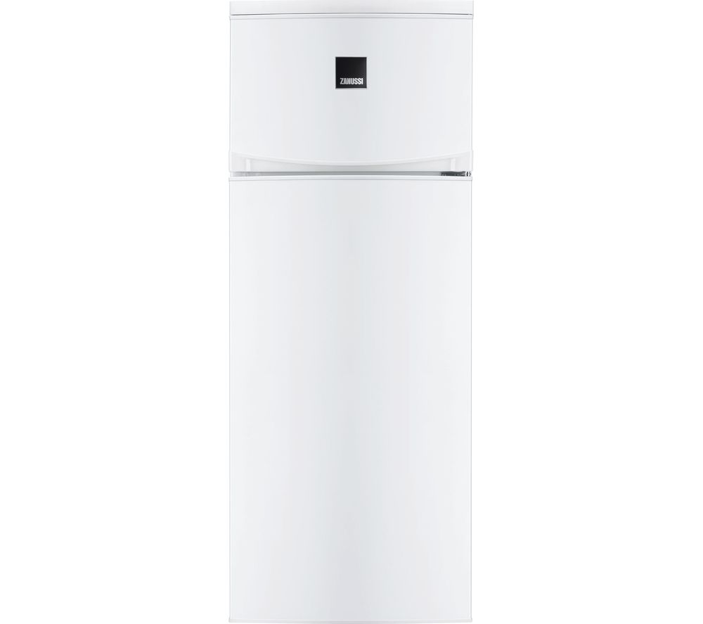 ZANUSSI  ZRT23103WA Fridge Freezer  White White