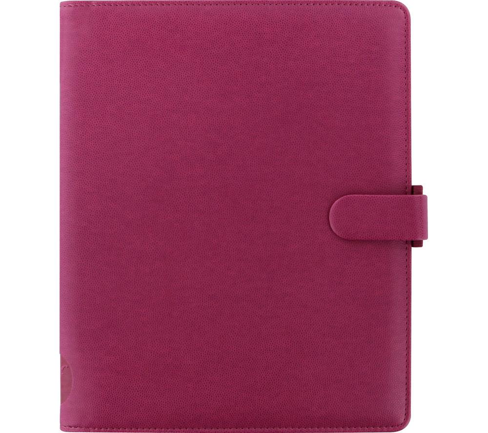 FILOFAX  Pennybridge Tablet Case - Raspberry