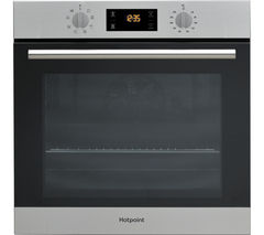 HOTPOINT Class 2 SA2 544 C IX Electric Single Oven - Stainless Steel