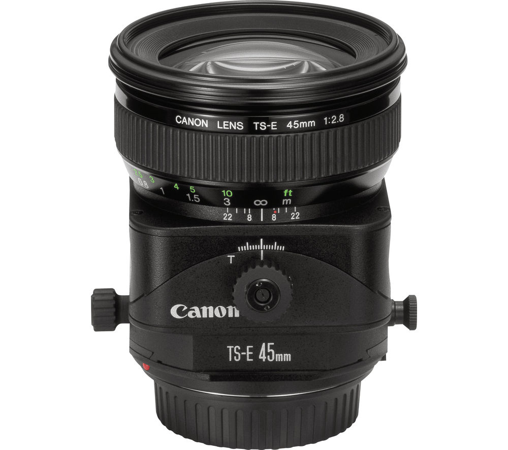 CANON TS-E 45 mm f/2.8 Tilt-shift Lens
