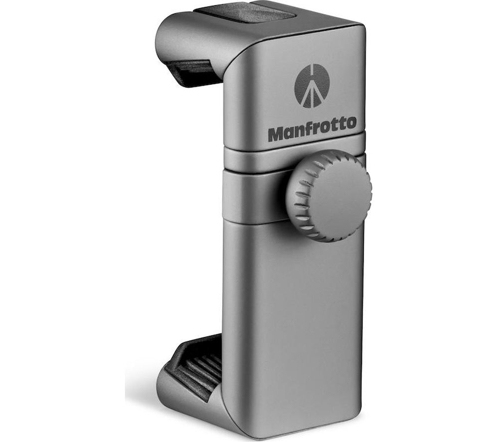 MANFROTTO Twistgrip Smartphone Clamp - Metallic Grey