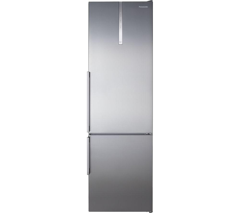 PANASONIC NR-BN34EX1-B Fridge Freezer - Stainless Steel, Stainless Steel