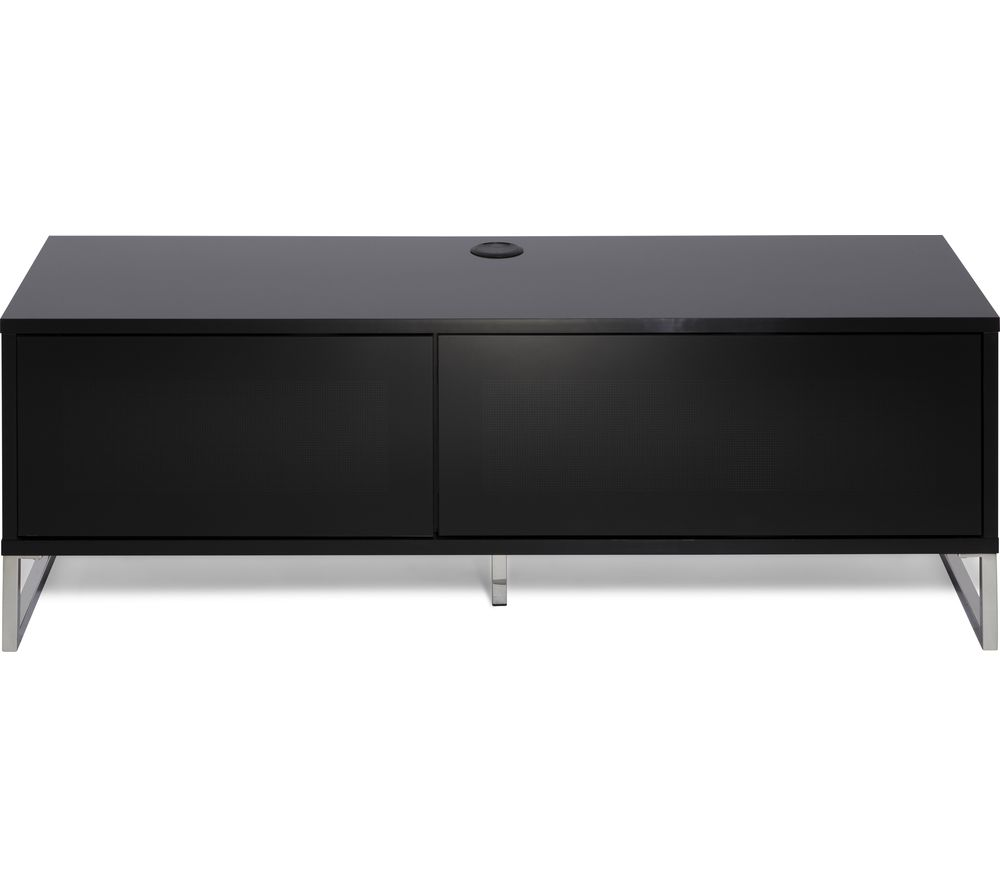 ALPHASON  Helium TV Stand  Black Black