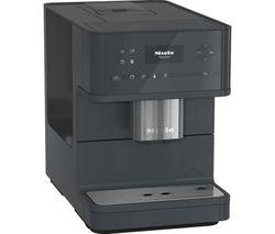 MIELE CM 6150 Bean to Cup Coffee Machine - Graphite Grey