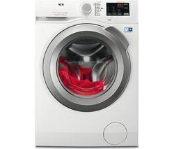 AEG ProSense 6000 L6FBI862N 8 kg 1600 Spin Washing Machine - White