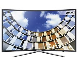 "SAMSUNG UE49M6300 49"" Smart Curved LED TV"