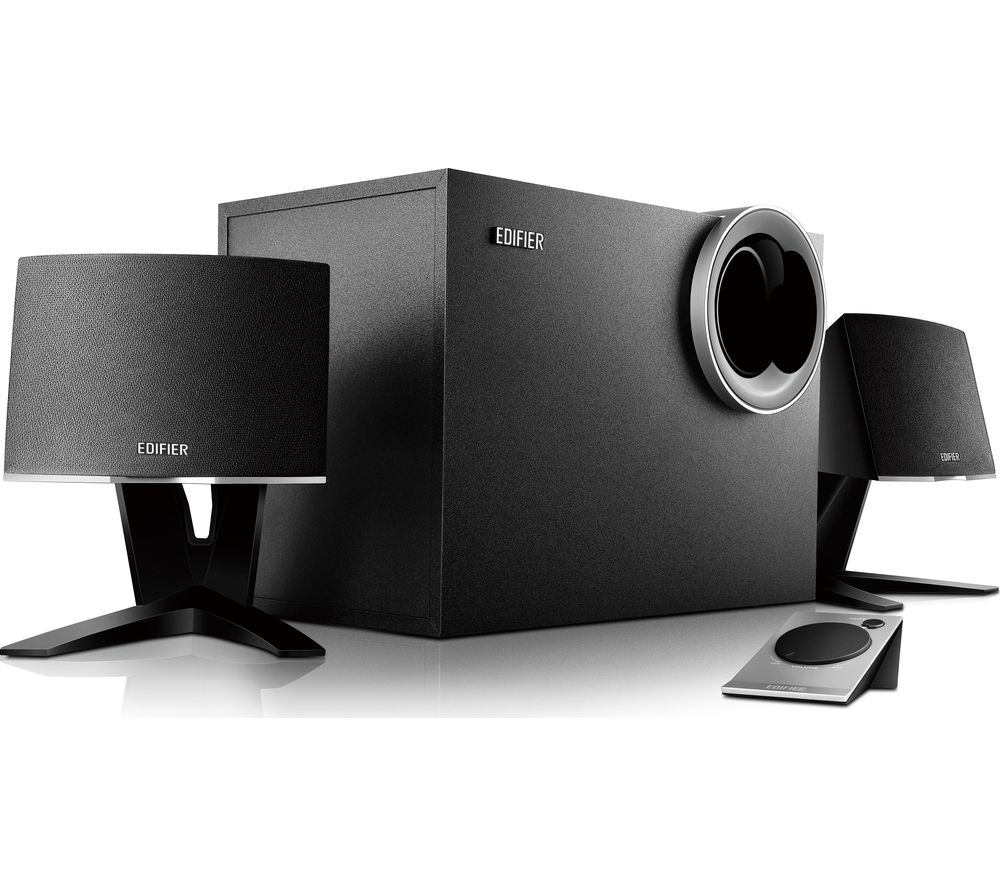 EDIFIER M1380 2.1 PC Speakers - Black