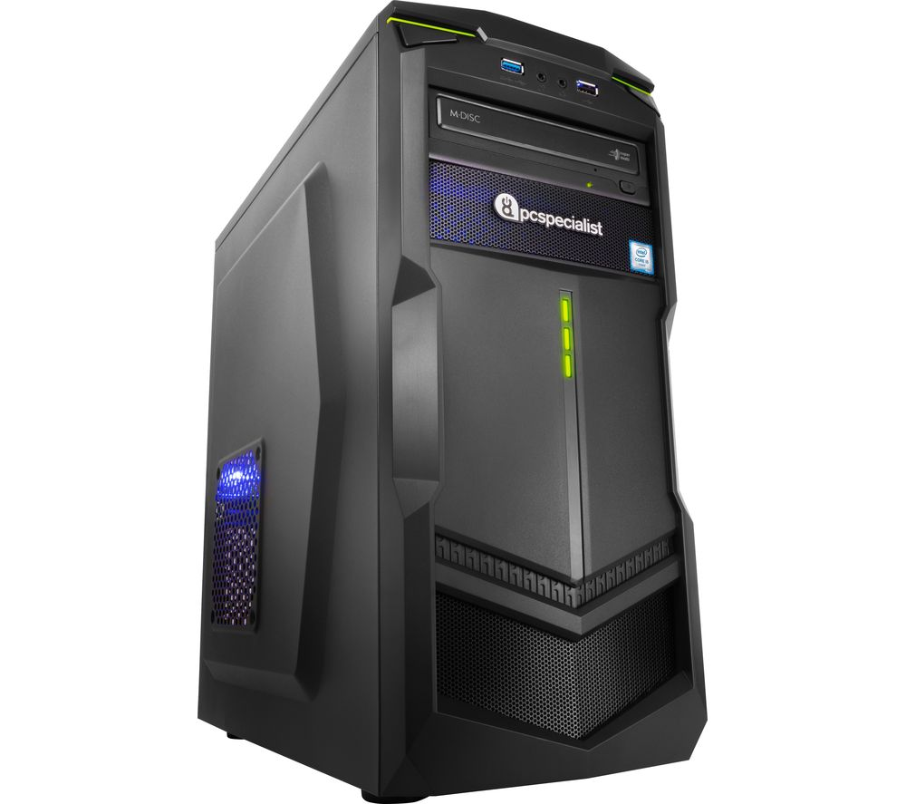 pc specialist vortex core xt pro gaming pc deals pc world. Black Bedroom Furniture Sets. Home Design Ideas
