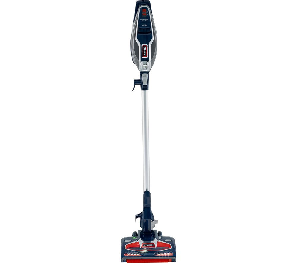 shark rocket hv380ukt upright bagless vacuum cleaner deep navy