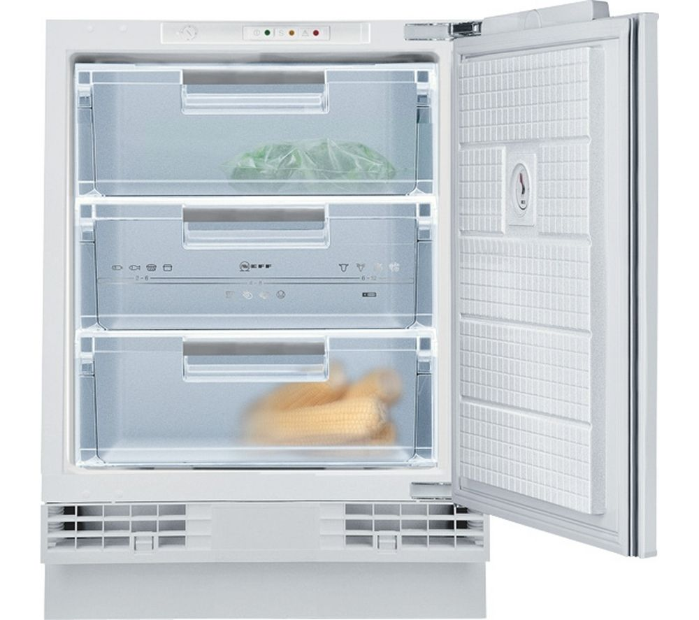 NEFF G4344X7GB Integrated Undercounter Freezer