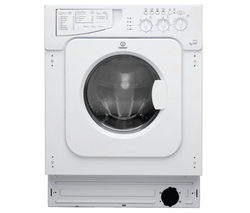 INDESIT IWDE146 Integrated Washer Dryer