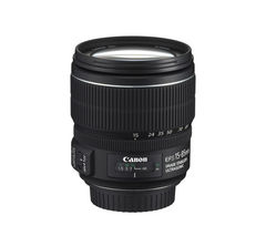 CANON EF-S 15-85 mm f/3.5-5.6 IS USM Zoom Lens