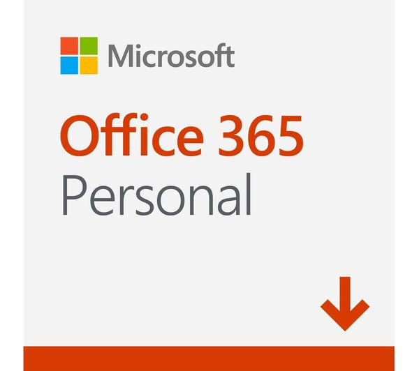 buy microsoft office 365 personal free delivery currys. Black Bedroom Furniture Sets. Home Design Ideas