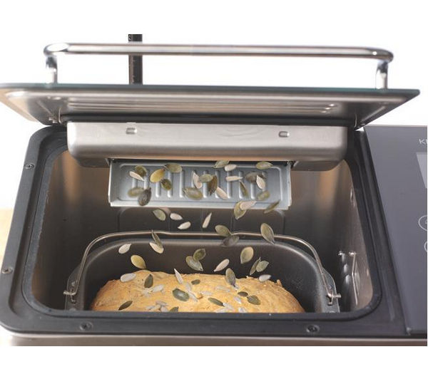 kenwood bread maker bm450 instructions