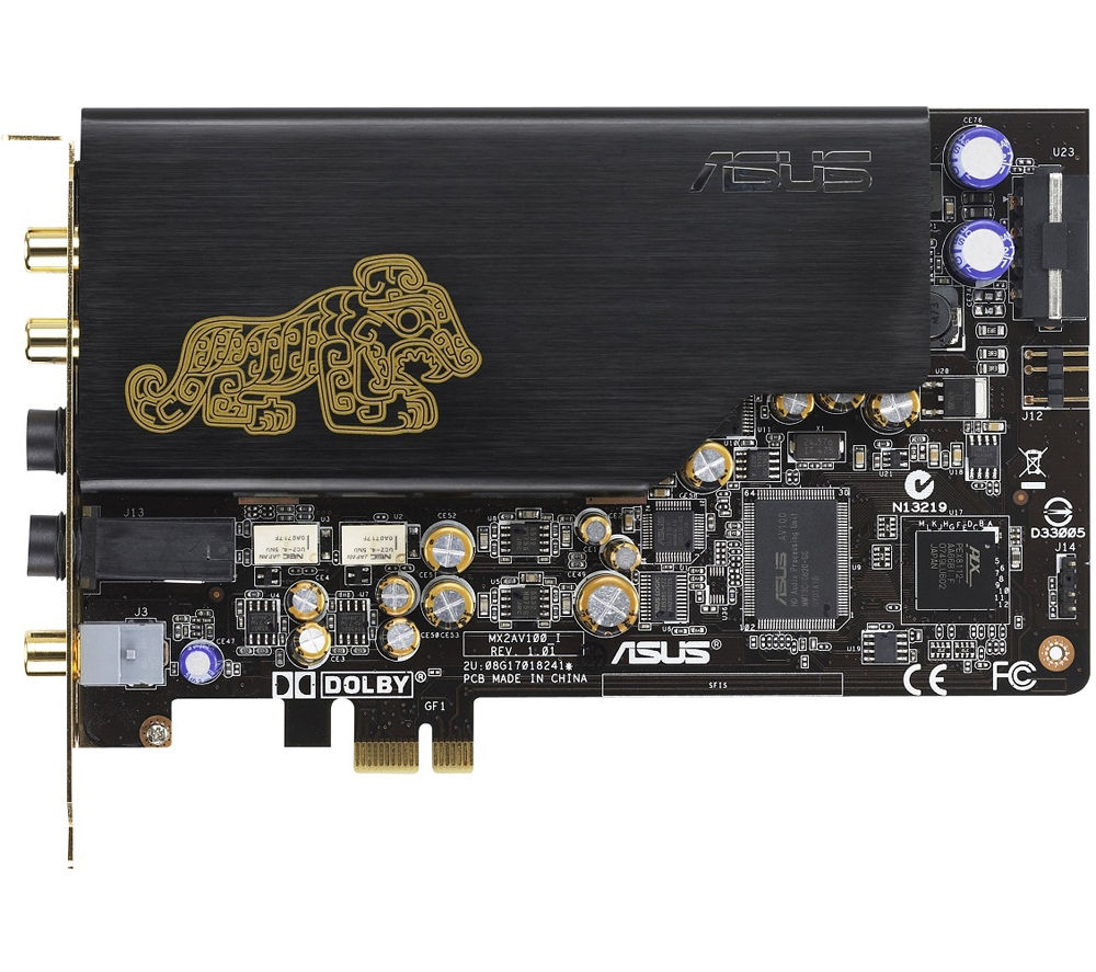 ASUS XONAR Essence STX 5.1-Channel PCI Sound Card