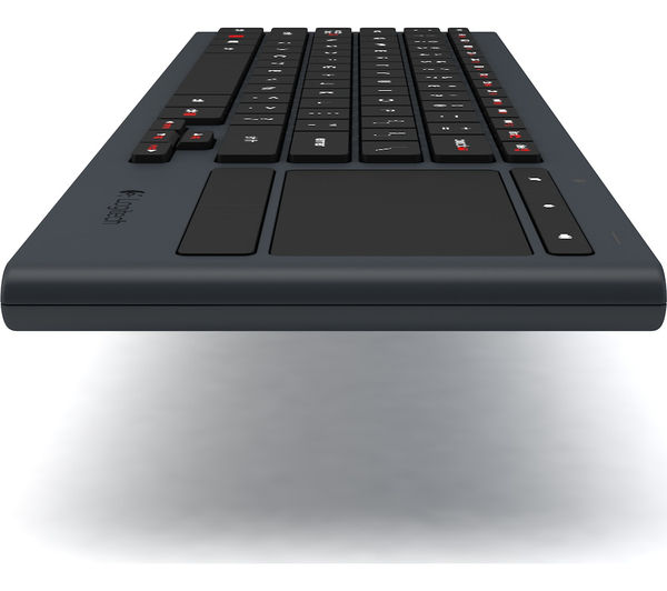 LOGITECH Illuminated Living Room K830 Wireless Keyboard