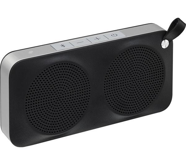Image of JVC SP-AD90-BB Portable Wireless Speaker - Black
