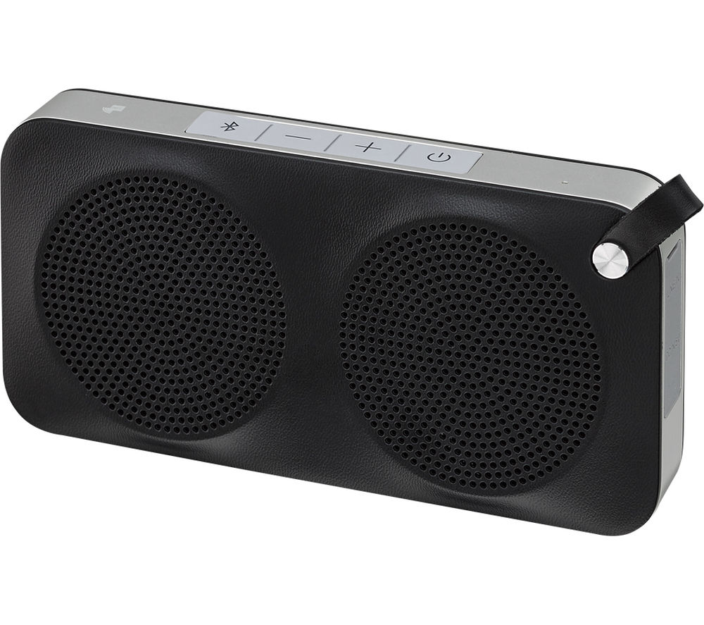 JVC SP-AD90-BB Portable Wireless Speaker - Black