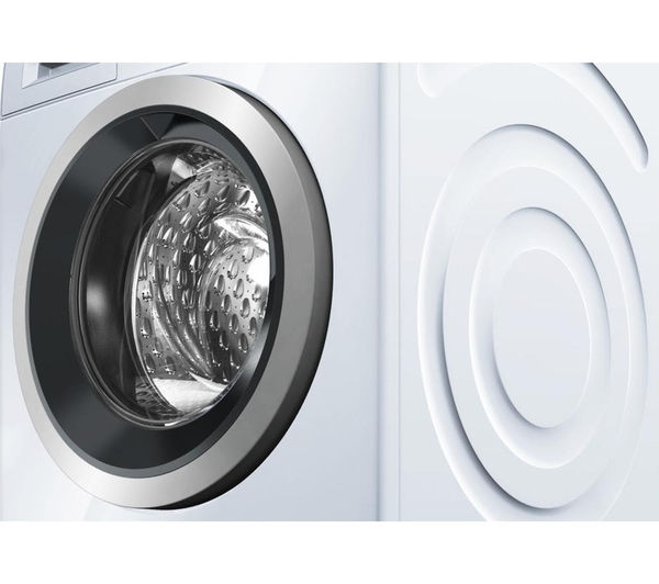 Bosch Dryer buy bosch serie 6 wvg30461gb washer dryer - white | free delivery