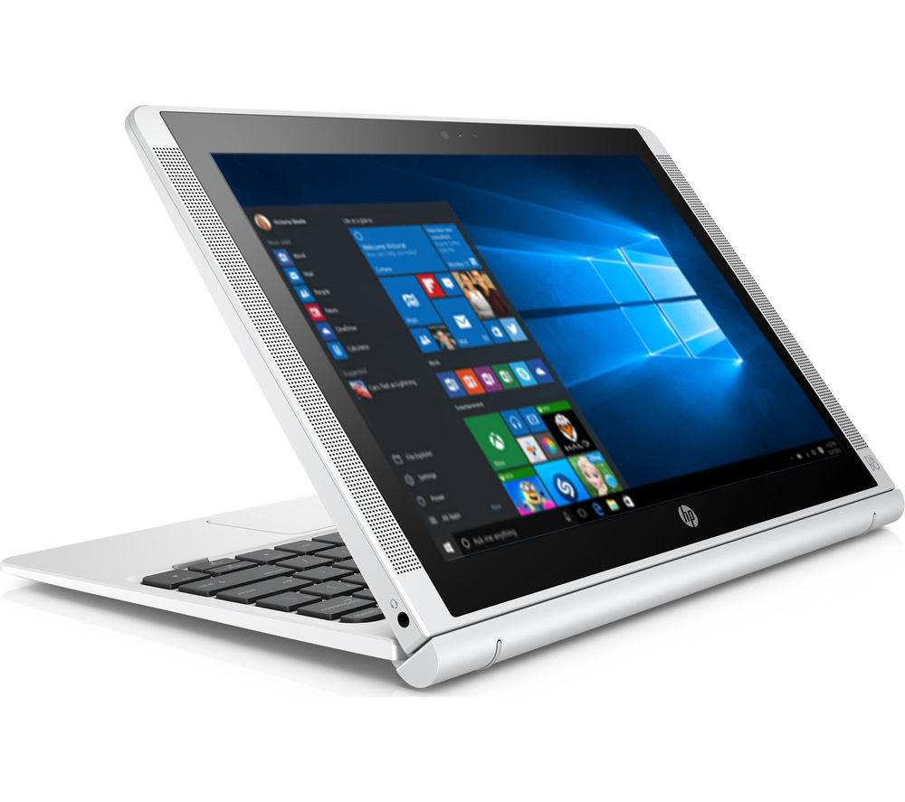 Hp pavilion x2 10 n054sa 10 1 2 in 1 white deals pc world for Notebook tablet