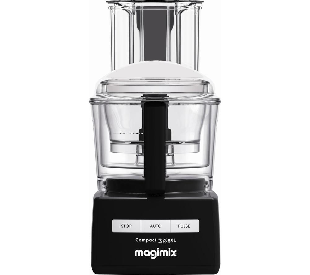 Buy MAGIMIX BlenderMix 3200XL Food Processor - Black | Free Delivery | Currys