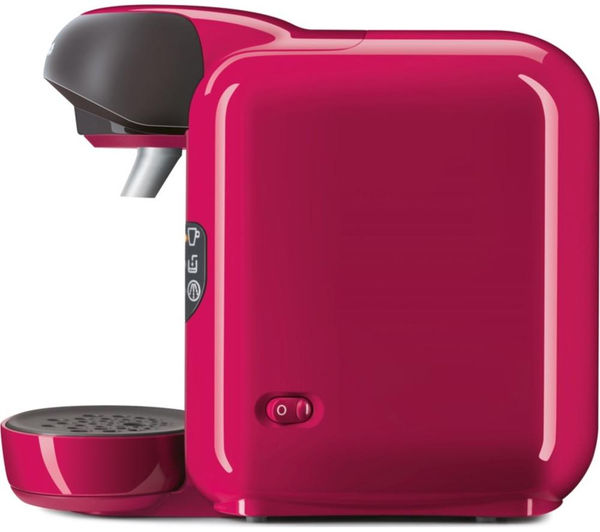 Buy BOSCH Tassimo Vivy II TAS1251GB Hot Drinks Machine  Pink + Costa