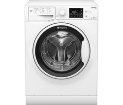 HOTPOINT Smart+ RSG864J Washing Machine - White