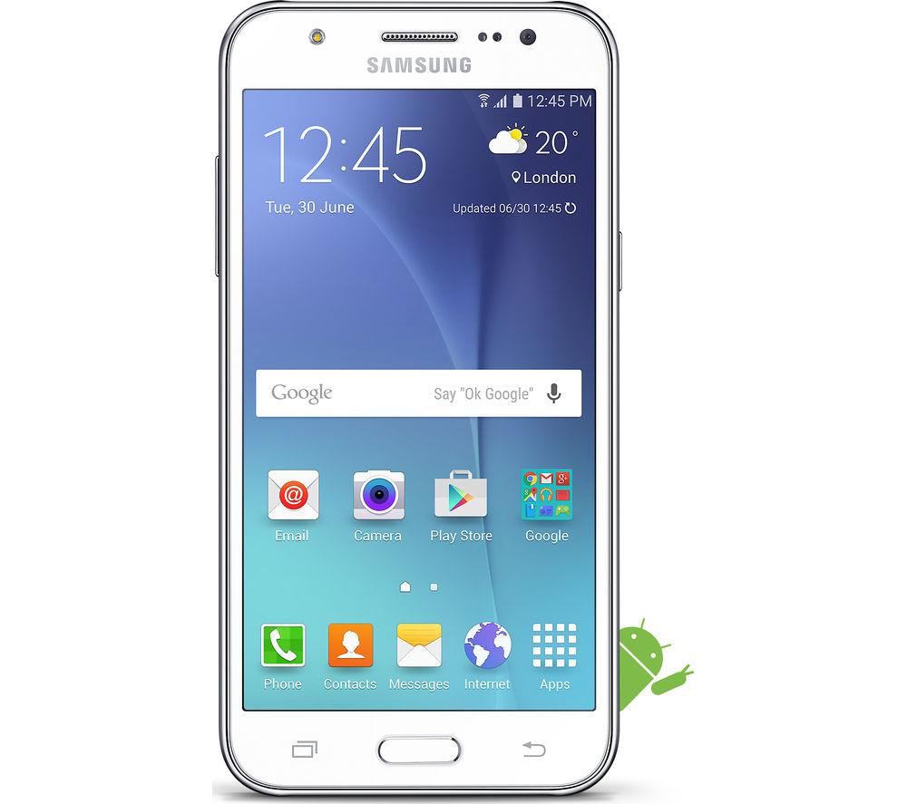 SAMSUNG Galaxy J5 - 8 GB, White
