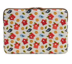 "GOJI Birdhouse 13"" Laptop Sleeve - Multicolour"