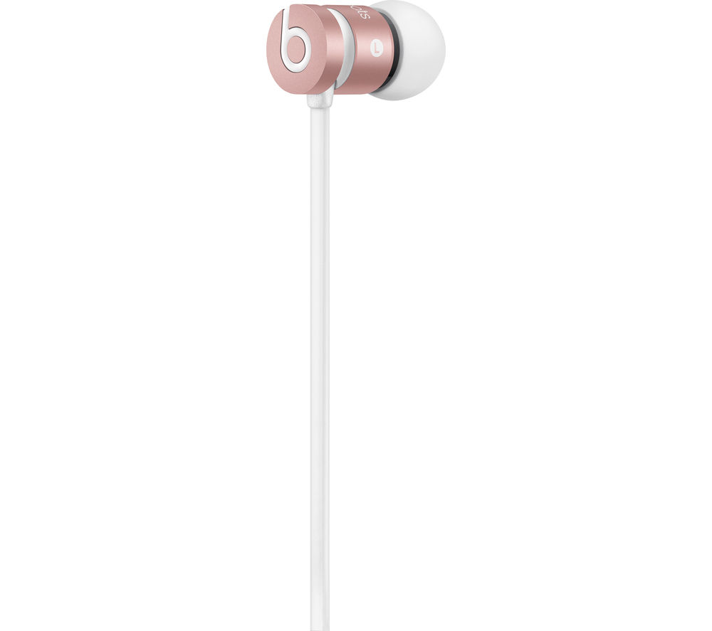 UrBeats Headphones - Rose Gold