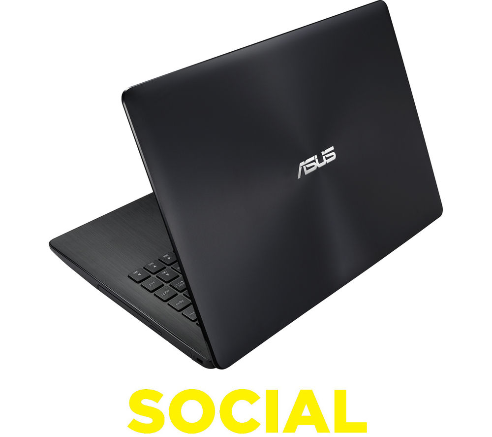 "Image of Asus X453MA 14"" Laptop - Black, Black"