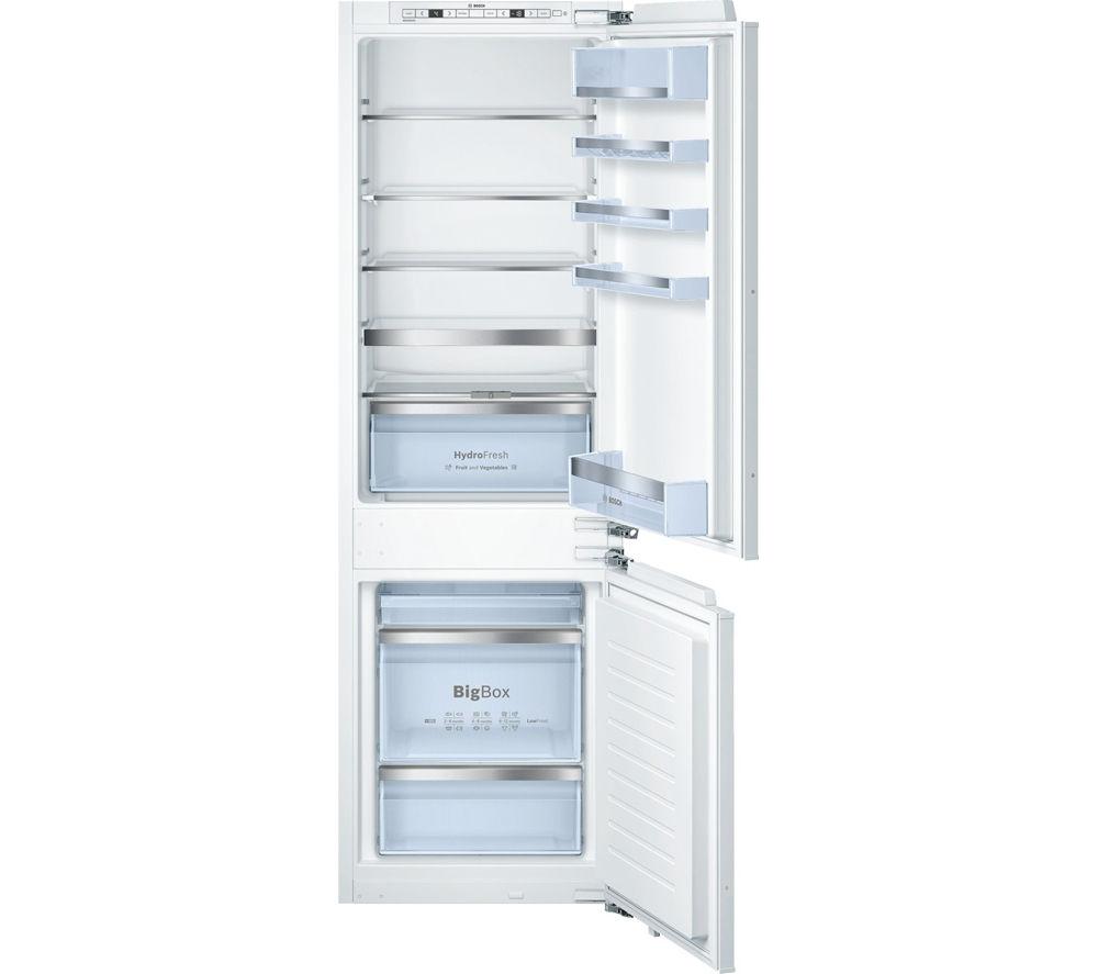 BOSCH KIS86AF30G Integrated Fridge Freezer