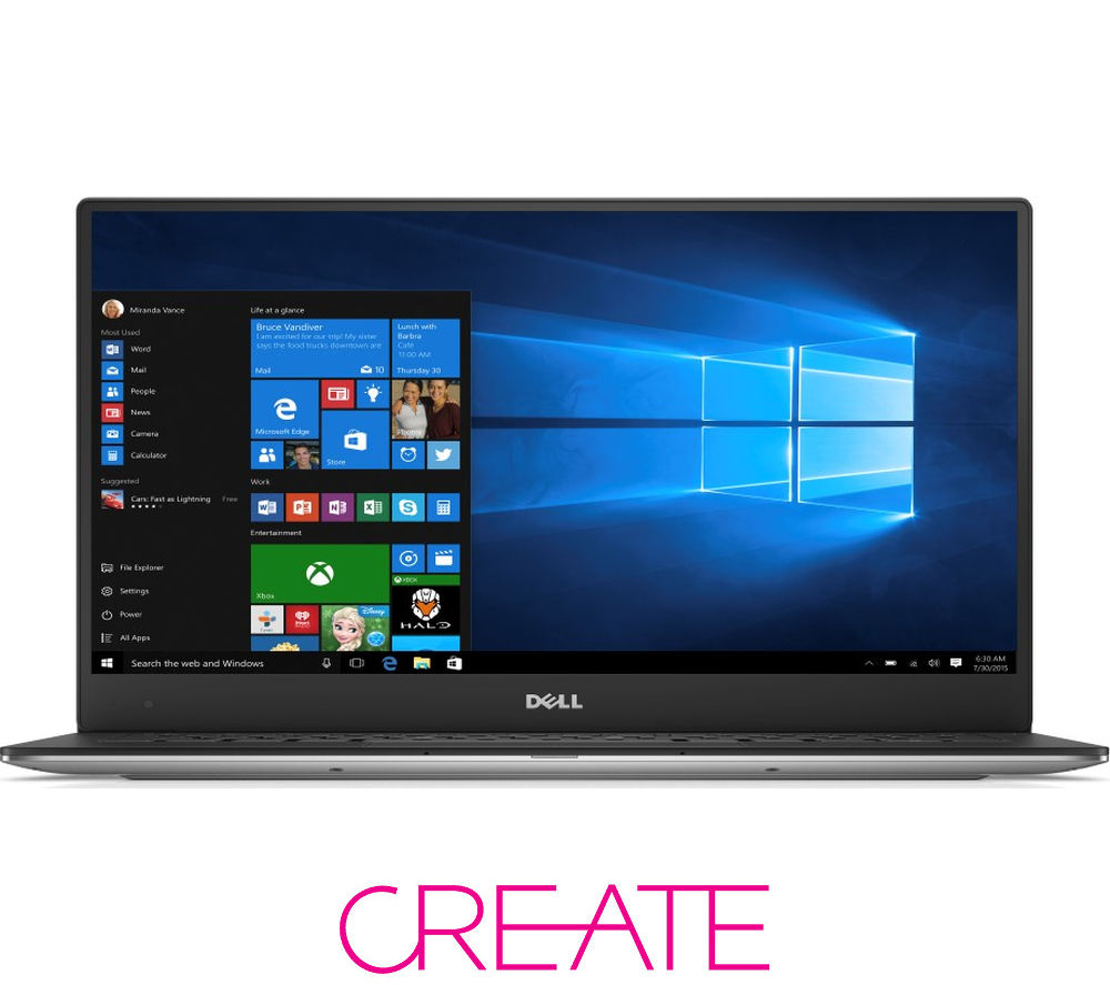 buy dell xps 13 with touchscreen qhd infinityedge display