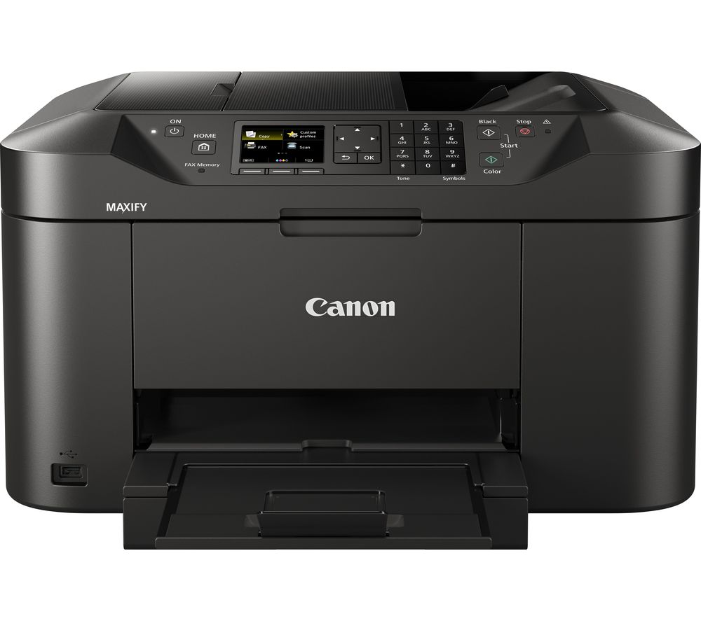 CANON Maxify MB2150 All-in-One Wireless Inkjet Printer with Fax