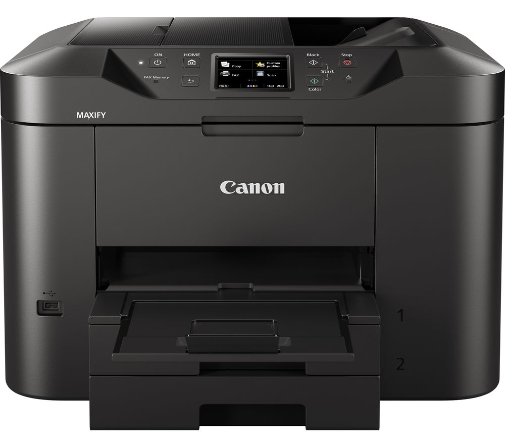 CANON Maxify MB2750 All-in-One Wireless Inkjet Printer with Fax